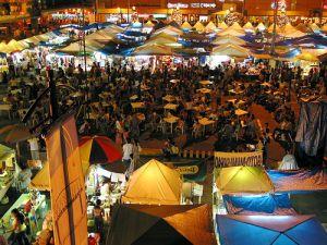 Istanbul Bazaar by Stitch